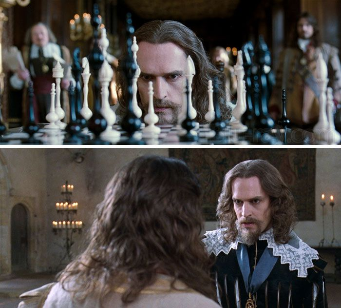 To Kill A King. (2003) Starring: Rupert Everett - King Charles I and Dougray Scott as Sir Thomas Fairfax.