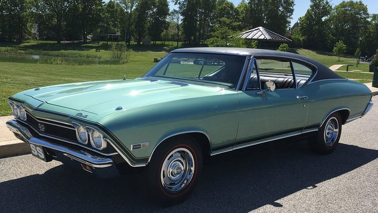 1968 Chevrolet Chevelle SS - 1
