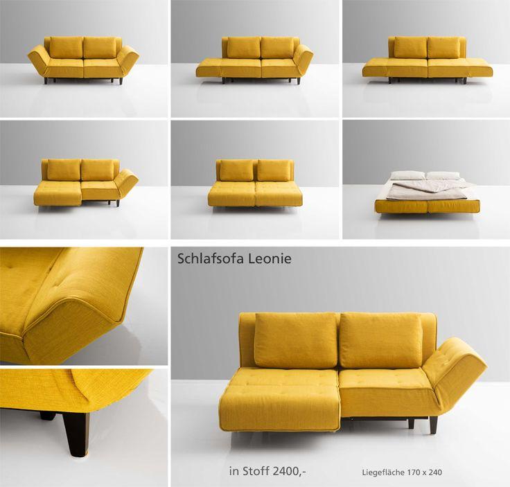 Sofas die wohnplaner wohnung pinterest couch sofa for Sofa im raum