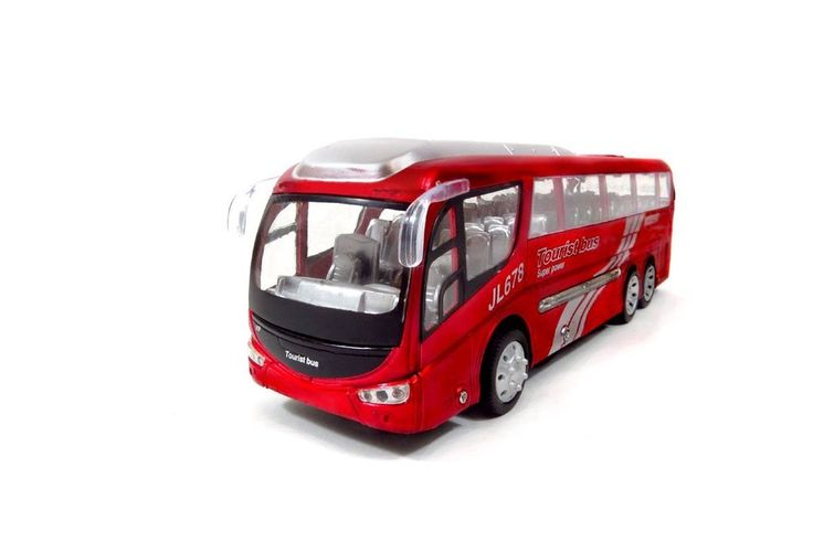 Ultimate Passenger Tourist Vacation Electric RC Bus 1:48 RTR – Mikes RC Vehicles