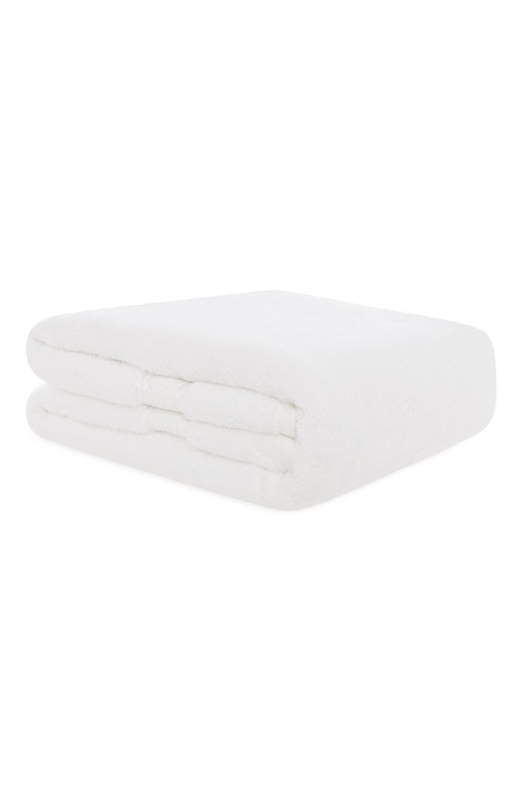 Primark - Kleine badhanddoek, wit