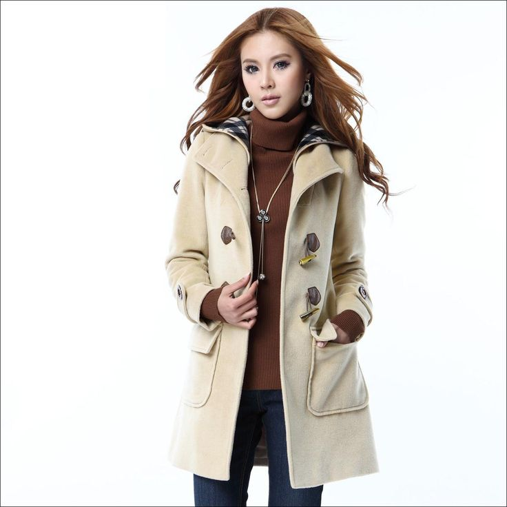 Valuker Women's Down Coat With Faux Fur Hood from $70 BUY NOW This olive puffy parka with a faux-fur hood is an affordable option that'll protect you against the frigid winter.