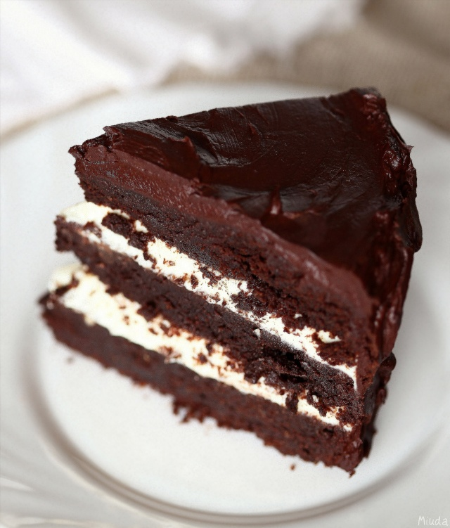 Chocolate Cake.  I could eat cake every day for breakfast and not hate myself... If I didn't get fat..