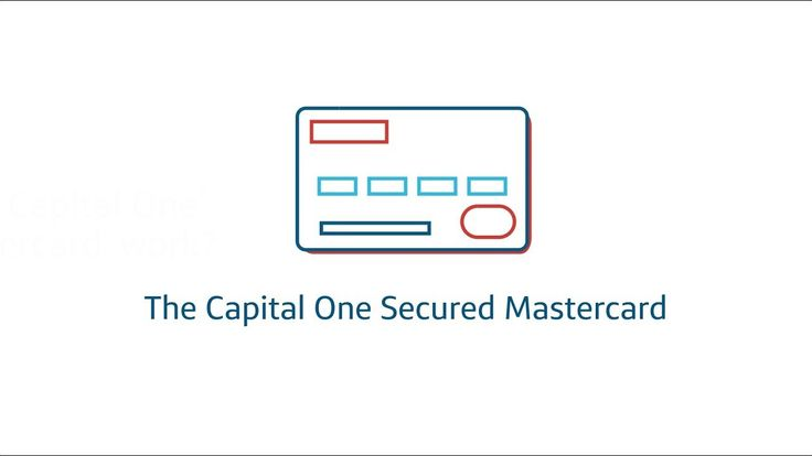 Capital one secured mastercard how do i get started