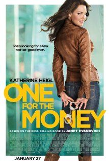 One for the Money - read the book (Stephanie Plum)