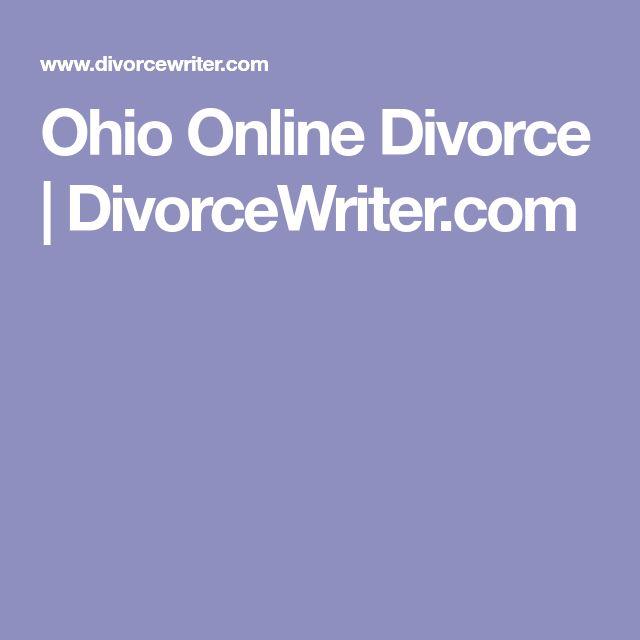Ohio Online Divorce | DivorceWriter.com