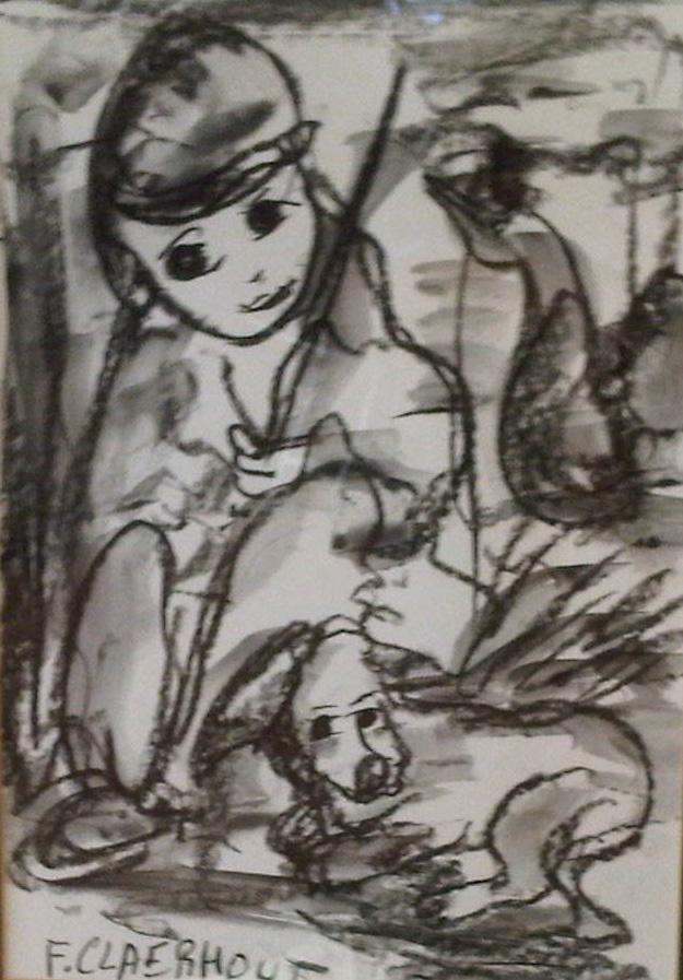 Frans Claerhout Figures