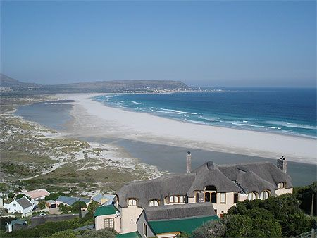 South Africa,Noordhoek Beach © Vittorio Carlucci