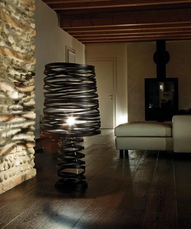 Studio italia design curl my light floor lamp http ecc co