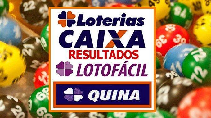 Confira os concursos das Loterias da Caixa com sorteios hoje, 02 de outubro de 2017, logo mais as 20h teremos o resultado da Lotofácil 1567 e da Quina 4496 de hoje, as duas loterias trazem prêmios milionários e voce confere aqui se sua aposta foi acertadora das dezenas sorteadas. Loterias da...  → Baixe nosso aplicativo e fique por dentro de notícias como essa (Loterias da Caixa: sorteio da Lotofácil 1567 e Quina 4496 de hoje, confira). É ☑ GRÁTIS  ☑ LEVE E  ☑