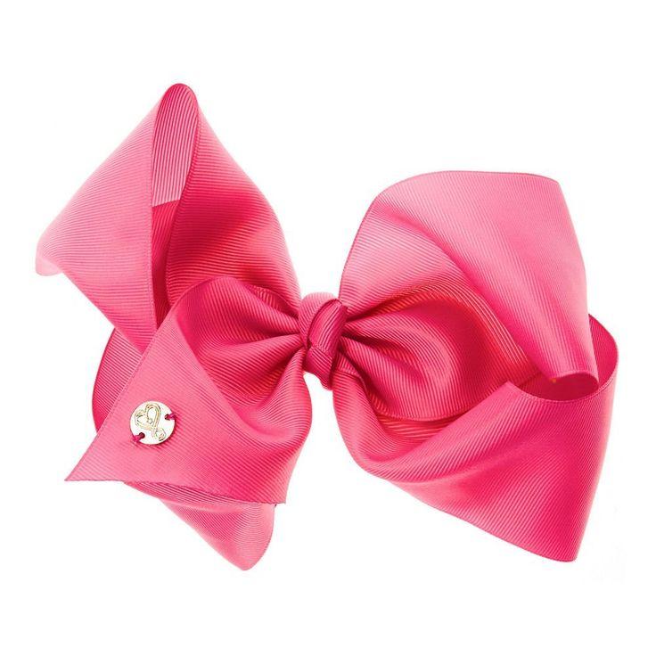 JoJo Siwa Large Cheer Hair Bow (Pink  #hairhack