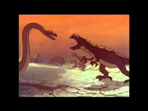 """Ciao bambini: L'evoluzione della vita sulla terra e l'estinzione dei dinosauri Da """"Fantasia"""" di Walt Disney"""
