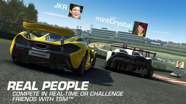 Real Racing 3 Modded APK Features