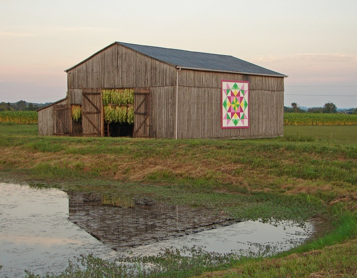 Quilt Patterns On Barns In Ky : 1000+ images about Barn Quilts on Pinterest Patterns, Kentucky and Amish