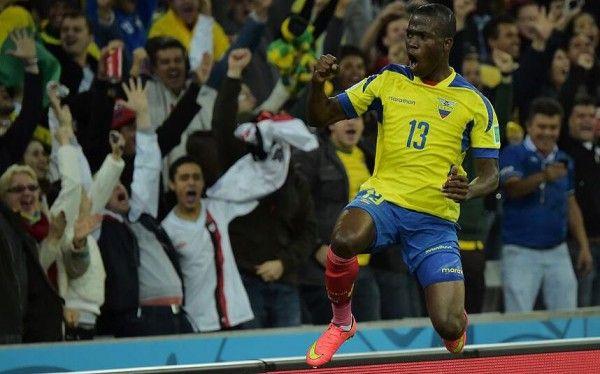 Ecuador Striker Enner Valencia:From Milkman To World Cup Star