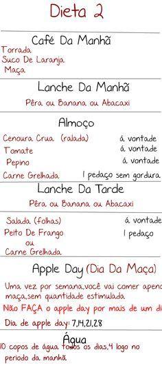 Cardápio - Dieta                                                                                                                                                                                 Mais