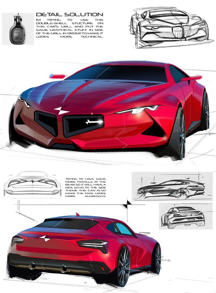 279 best Concept_Car_Sketches images on Pinterest   Car sketch, Bike ...