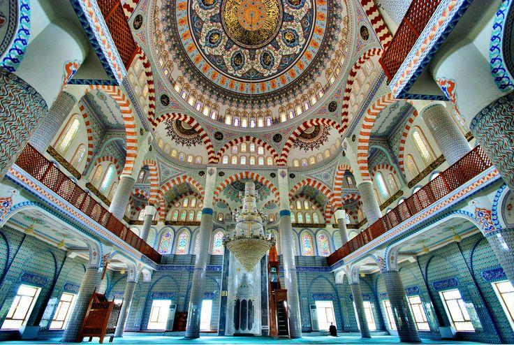 Mosque /Diyarbakır /Turkey - null