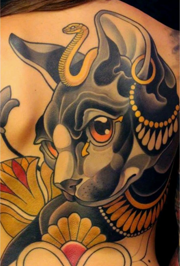 Egyptian Tattoos Design Ideas For Men and Women