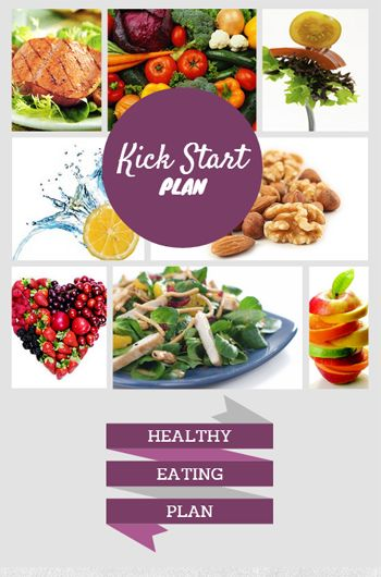 how to kick start getting healthy
