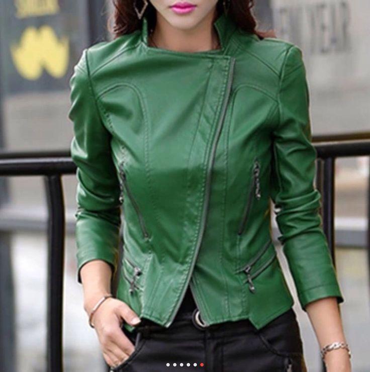 2017 TANGNEST Women Leather Jacket 2017 New Plus Size M-5XL Women Motor Jackets Solid Slim PU Leather Motorcycle Jackets Coats