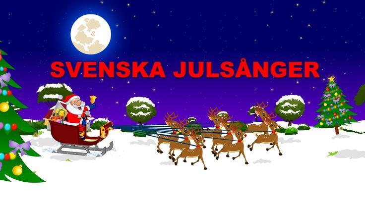 Svenska julsånger | Barnsånger | Christmas Songs in Swedish | Bjällerkla...
