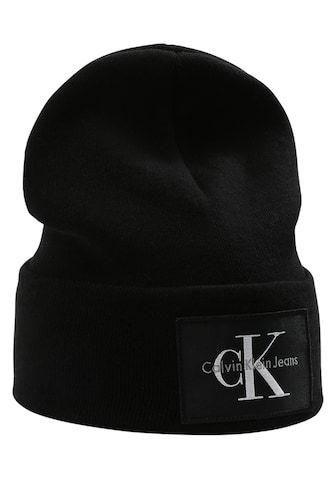 ba9f45f1d0f6 Calvin Klein ALLOVER LOGO SCARF - Écharpe - black - ZALANDO.FR   Calvin  Klein✨ in 2018   Pinterest   Calvin klein, Logos and Black