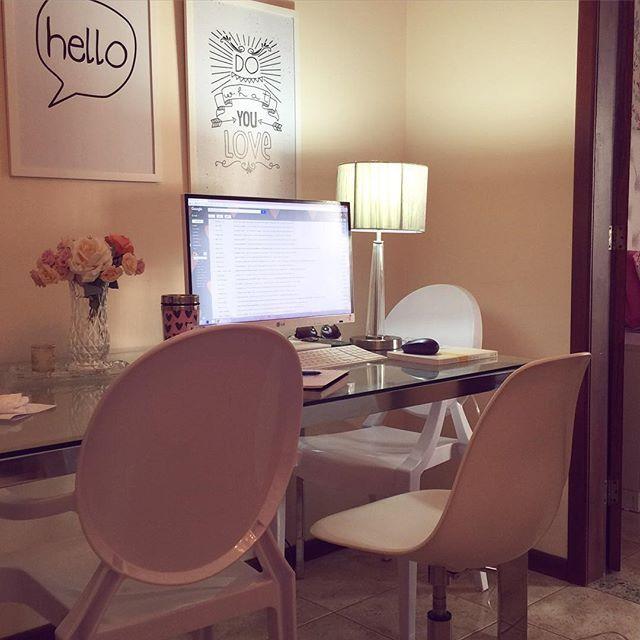 Home  Office #apêdafran