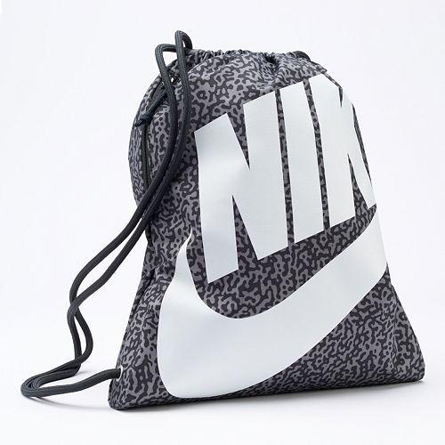 nike drawstring backpack