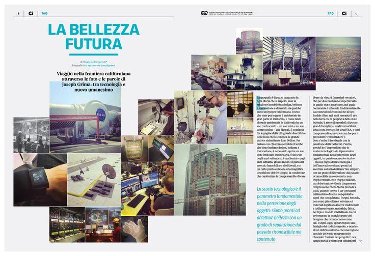 LA BELLEZZA FUTURA di Gianluigi Ricuperati fotografie instagram.com/josephgrima