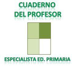 Cuaderno del profesor completo en excel listo para ESPECIALISTA primaria