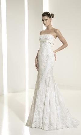 The Dress! White 1 By Pronovias