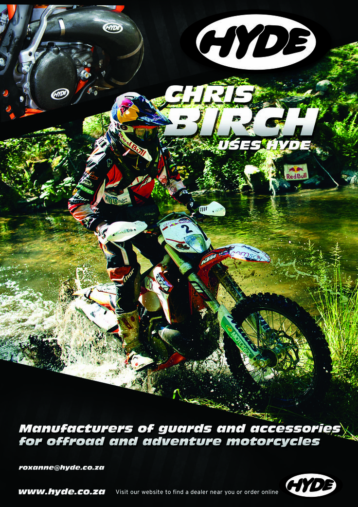 #hydeguards #dirtbikes #chrisbirch
