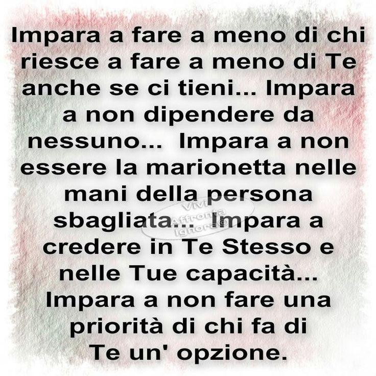 Molto 33 best Frasi e aforismi images on Pinterest   Gift, Italian  WQ28
