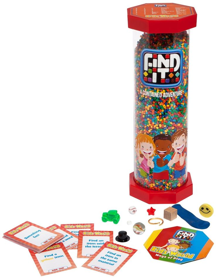 Game - Find It Kids World Edition - Tiger Tribe - Colouring Set Ballet - This would be a fun and CHALLENGING game for Miss M, especially when we are out and about! - #EntropyWishList #PintoWin