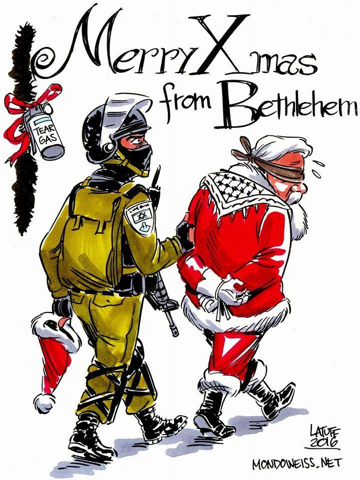 Natal na Palestina