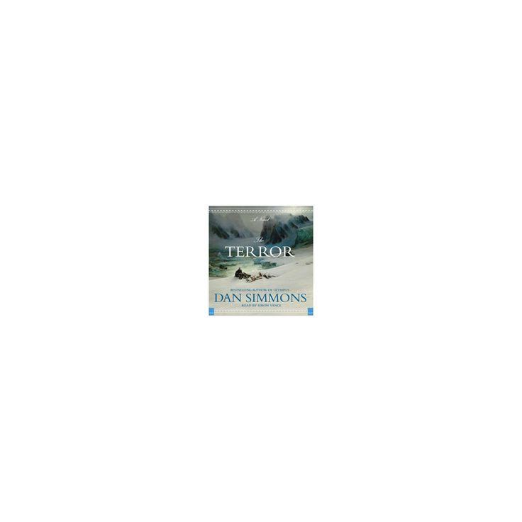 Terror (Unabridged) (CD/Spoken Word) (Dan Simmons)