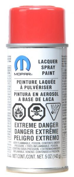 Surf Blue Pearl Mopar® Touch Up Paint 5 oz Spray Can