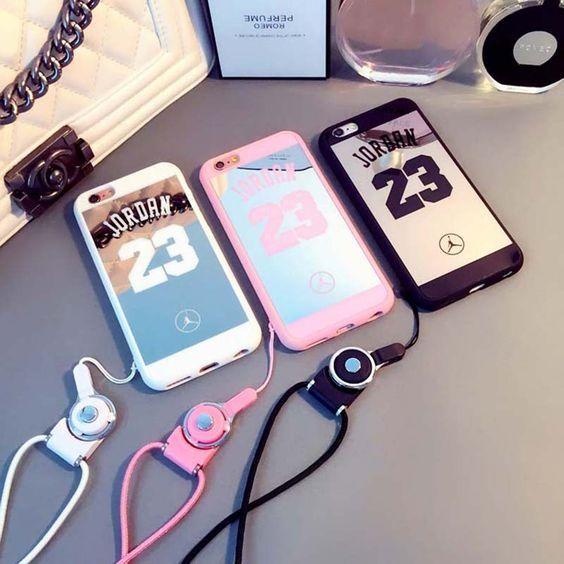 the best attitude e5603 ebafe Fashion Brand Supreme Mirror Girl Phone Case For iPhone 6 6s Plus 5 ...