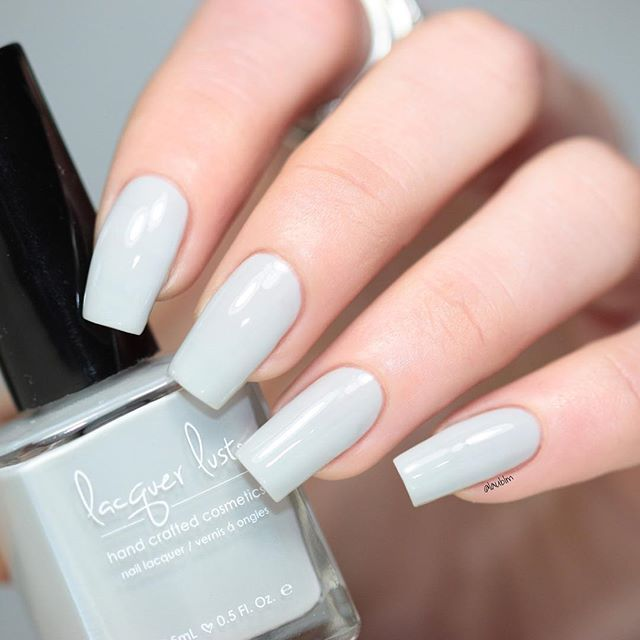 Blue Grey Nail Polish Essie: 25+ Best Ideas About Gray Polish On Pinterest