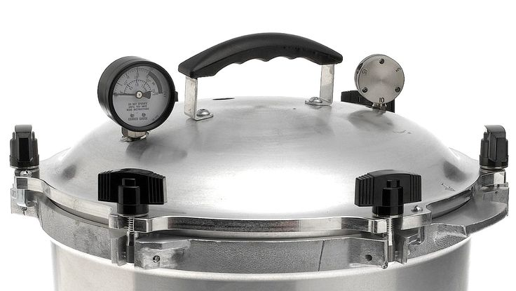 """Does pressure cooker size matter? Of Course! Thanks to """"Hip Pressure Cooking"""" for the posting"""