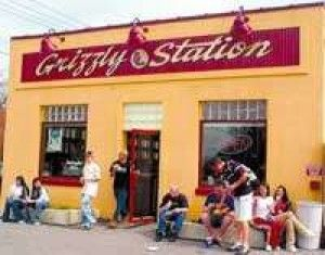 Image result for grizzly gas station logan utah