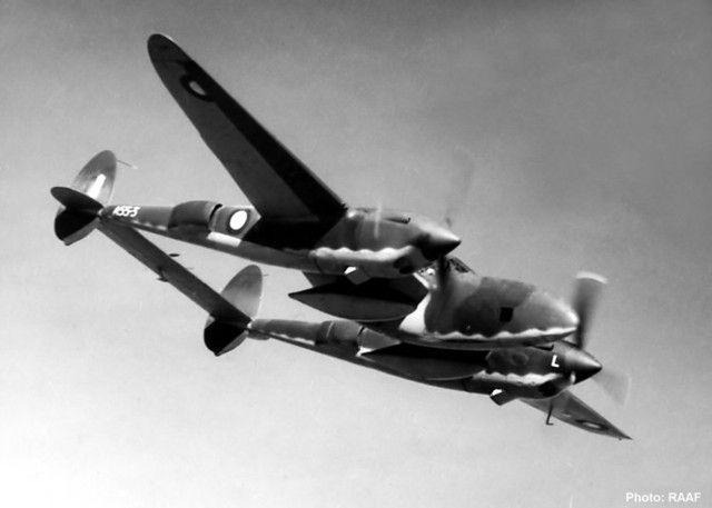 RAAF P-38