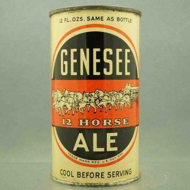 Genesee 12 Horse Ale , N.Y