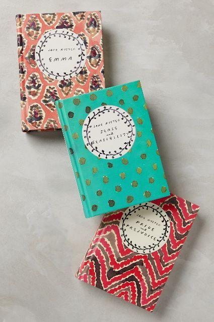 Jane Austen Classic Novels - anthropologie.com
