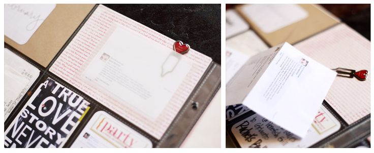 How to:: Print out LARGE versions of twitter and facebook status updates to include in your #projectlife album