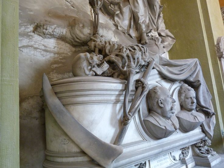 cimitero monumentale Genova
