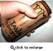 Hidden Safe Stash Can - JAVA Monster Energy Drink | Shop SpyVille!