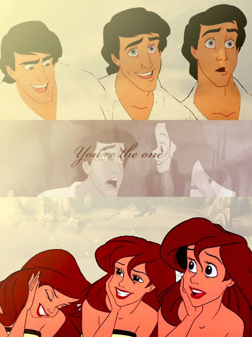 Eric and Ariel :)