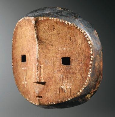 Masque, Ngbaka, République Démocratique du Congo - Sotheby's